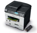 SG3120B SFNw Battery-powered GelJet Multi function Printer