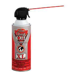 Dust Off Compressed Air (Extra Large Can)
